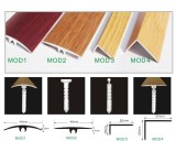 Mg-Aluminum Wood Coated Profiles