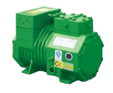 semi-hermetic refrigeration compressor /Small two cylinder
