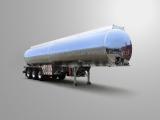 New Product: Aluminum alloy oil tank semi trailer