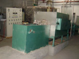 A Glance Of The FactoryHeat Treatment Equipment
