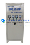 Electrostatic Flocking Machine using production line
