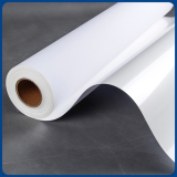PP Paper with self-adhesive