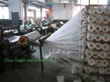 Glass fiber woven machine
