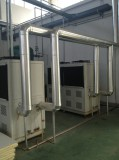 41.5KW air cooled industrial chiller for cooling vacuum coating machine in Australia