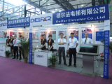 Delfar attends the 11th World Elevator& Escalator Expoall
