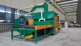 sheet automatic sandblasting machine