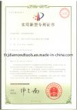 diamond tool patent 13