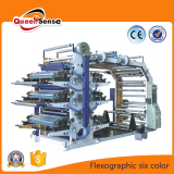 6 colored printing machine