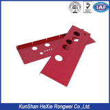 colored sheet metal fabrication