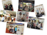 Company join Vietnam plastic Rubber Fair