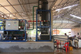 20tons tube ice machine in Laos