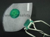 Active carbon filter mask-DFM602