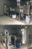 RO Water Treatment System For Canadian Client