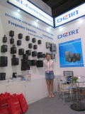 CHZIRI Electrical attended the Canton Fair3