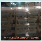 High strength big roll length chopped strand mat for flatsheet