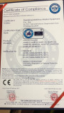CE Certificate for Marine Life Jacket