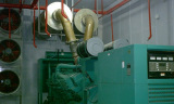 Noise reduction project of generator room
