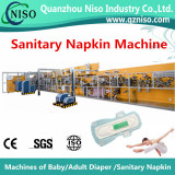 Supplier of Full-Automatic Sanitary Pads Machine Manufacture in China (HY800-SV)