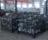 CNC machining workshop