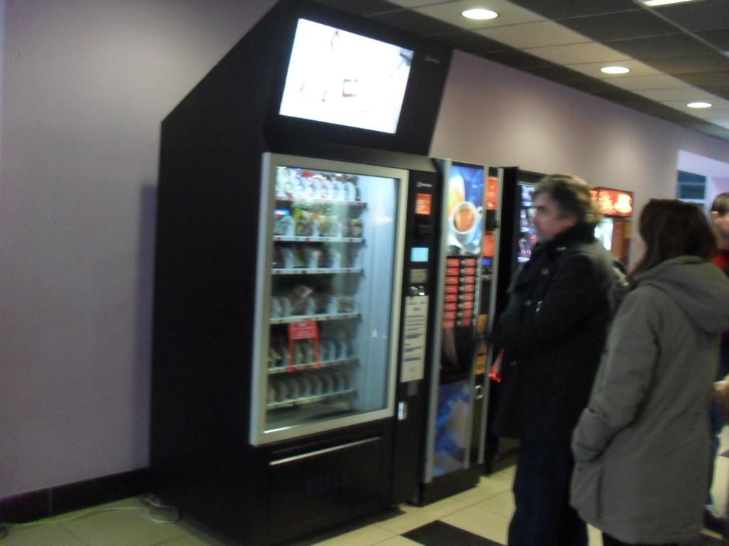 Russia Vending Show