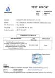 SEK VR ROHS certificates