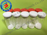 How to make the Melanotan 2 lyophilized powder into finished ?