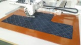 Extra Large Sewing Area Programmable Pattern Sewing Machine for Seats Heavy Duty Materials