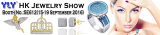 HK Jewelry Show: Booth No.:5E612 ,Date 15-19 September 2016