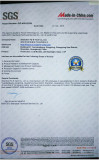 SGS supplier capability certification