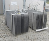 High efficiency and energy saving immersed heat exchanger