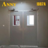 automatic door operator for double door
