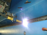 Automatic Welding of Inner Tank