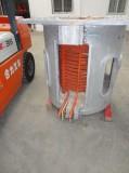 350kg induction melting furnace for export
