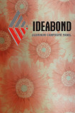 Ideabond Aluminum Composite Panel (Brush Design)