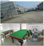 staff activity place after working