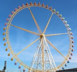 2016 new designed ferris wheel-outdoor amusement park rides