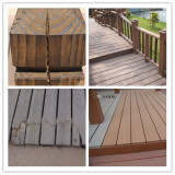 WPC products,what is the difference compare to the real wood ?