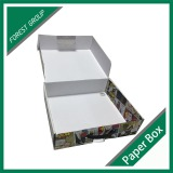 Shirt Packaging Box with Handle