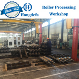 Roller processing workshop