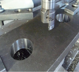Link Plate Precision Machine