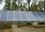 0.9kwp Solar Telecom Power System
