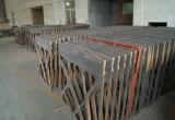 Iron cast storage