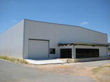 steel structure warehouse hangar for Australia