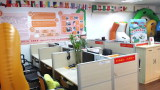 U-Rides Attraction company sales office in guangzhou city center welcome your visit