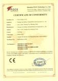 air pump CE certificate