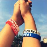 Couple Silicone Bracelet