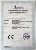Cheemi CE Certificate