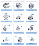 Sanitary Stainless Steel (304, 316L) Union