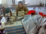 tent flysheet sewing