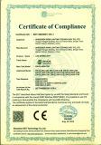 CE EMC Certificate for LED Downlight